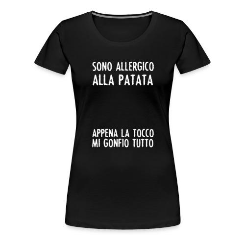 Patata - Maglietta Premium da donna