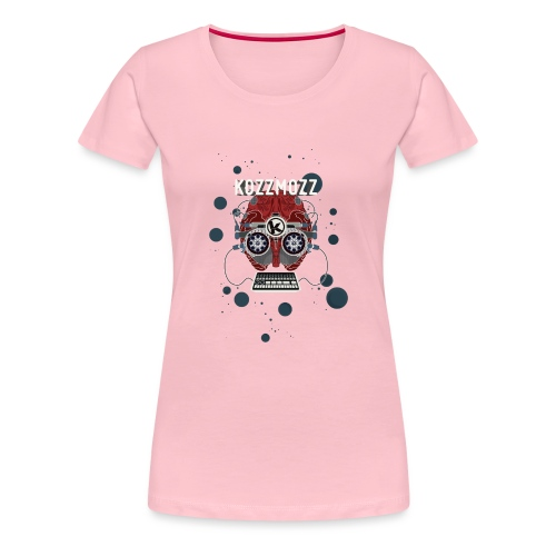 Kozzmozz Man Machine - Women's Premium T-Shirt