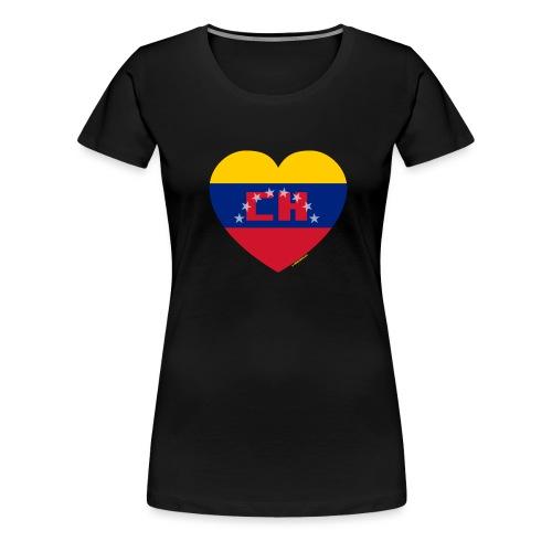 CH png - Camiseta premium mujer
