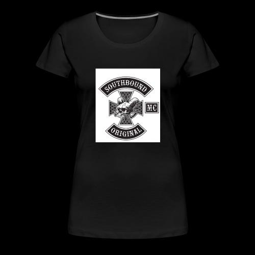 SOUTHBOUND - Naisten premium t-paita