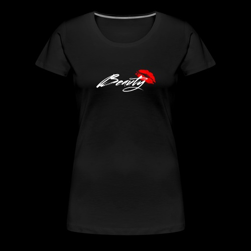 Beauty Merch - Women's Premium T-Shirt