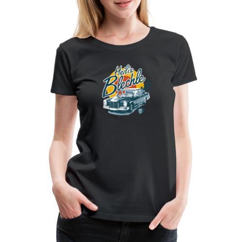 Heilix Blechle - Frauen Premium T-Shirt