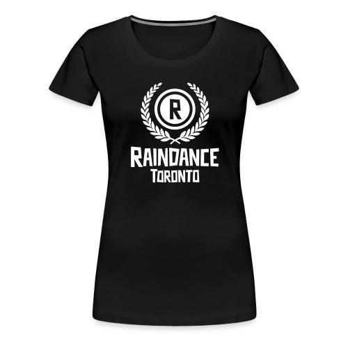 rd-toronto-logo-vertical - Women's Premium T-Shirt