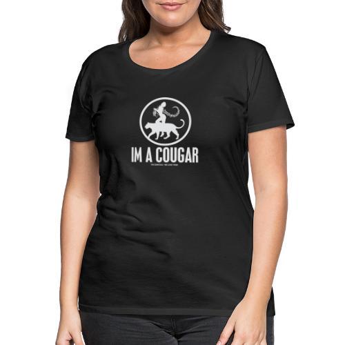 cougarw - Women's Premium T-Shirt