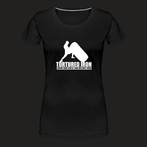 Strongman Tyr - Women's Premium T-Shirt