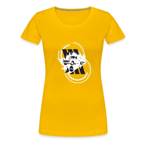 ninho-taxi - Maglietta Premium da donna