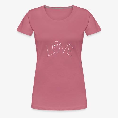 Lil Peep Love Tattoo - Frauen Premium T-Shirt