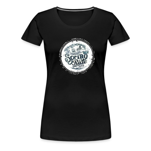 CHROMELESS FSR VOL 1 - Frauen Premium T-Shirt