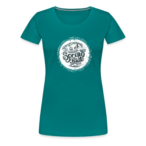 CHROMELESS FSR VOL 1 - Frauen Premium T-Shirt
