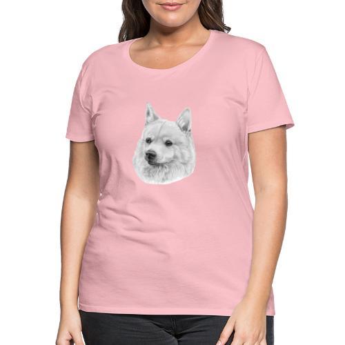 norwegian Buhund - Dame premium T-shirt