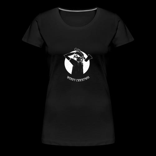 Merry Christmas - Frauen Premium T-Shirt