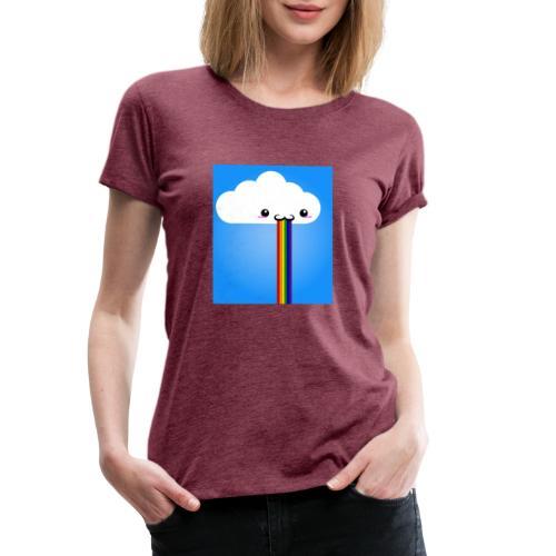 rainbow - Frauen Premium T-Shirt