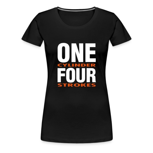 oneshirt - Frauen Premium T-Shirt