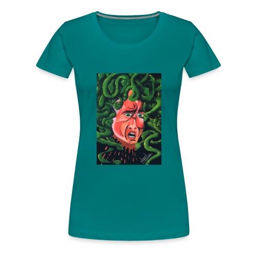 MedusaMay - Maglietta Premium da donna