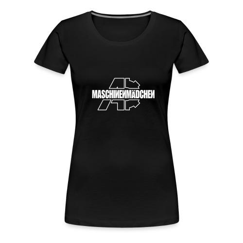 maschinenmädchen - Frauen Premium T-Shirt