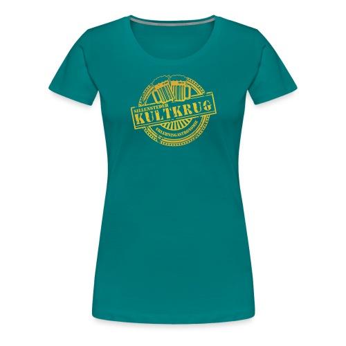 KULTKRUG VOL 1 - Frauen Premium T-Shirt