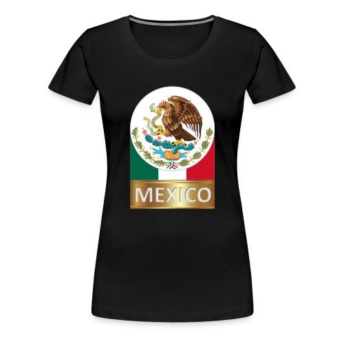 MEXICO1 - Women's Premium T-Shirt