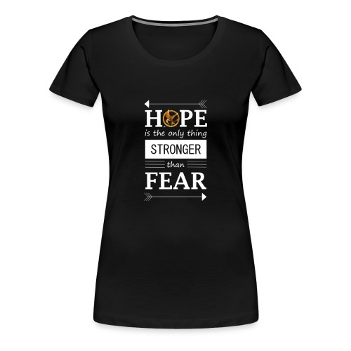 Hungergames / Tribute von Panem - Frauen Premium T-Shirt
