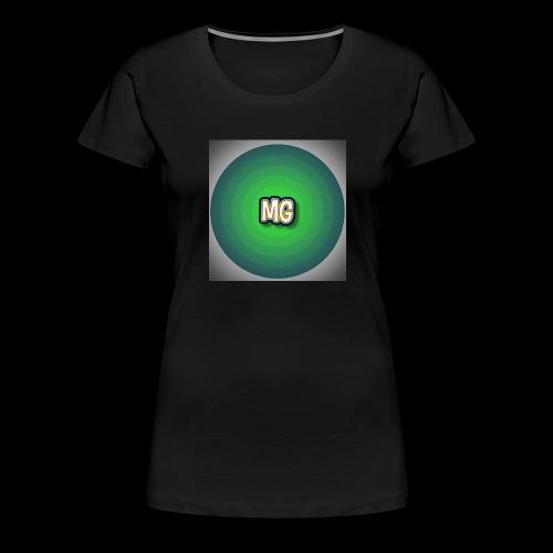 mg - Vrouwen Premium T-shirt