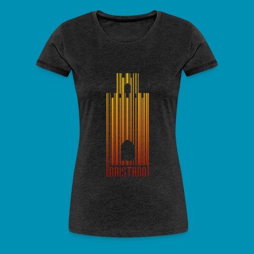 Torre di Mariano barcode - Maglietta Premium da donna