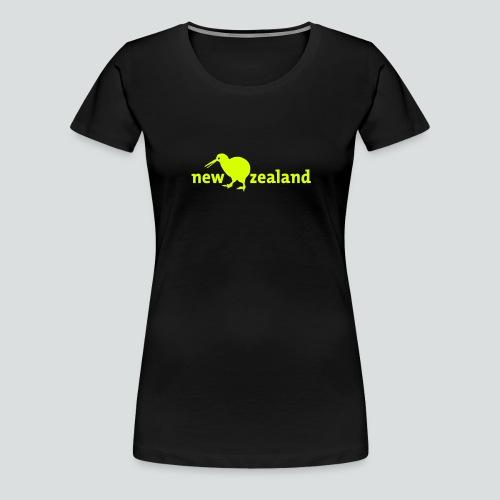 nzspread2005kiwi - Frauen Premium T-Shirt