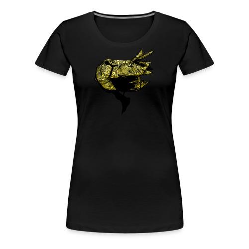 Pirol - Premium T-skjorte for kvinner