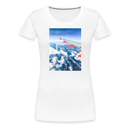 WingAuxAlp - Women's Premium T-Shirt