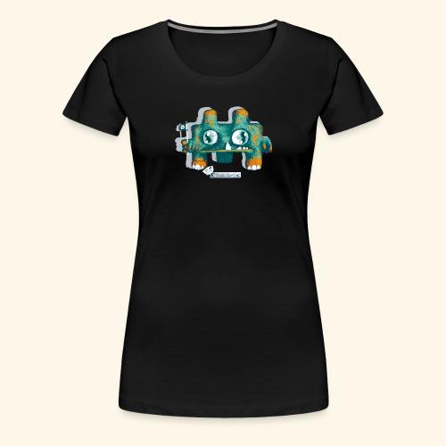 SpaceInvasor - T-shirt Premium Femme