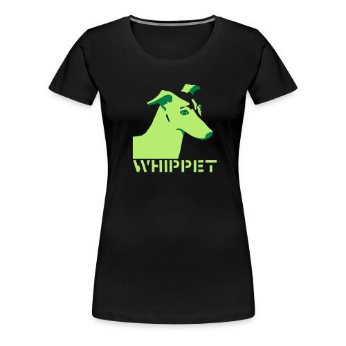 whippet 25 - T-shirt Premium Femme