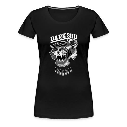 darkshu tattoo - T-shirt Premium Femme