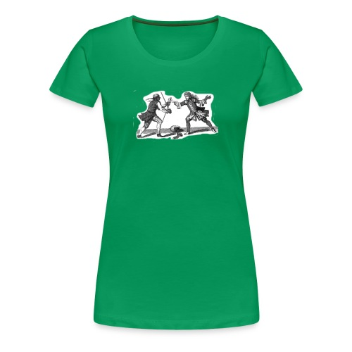 smallsword1 png - Women's Premium T-Shirt
