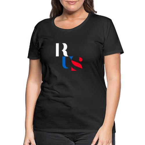 Rus - Frauen Premium T-Shirt