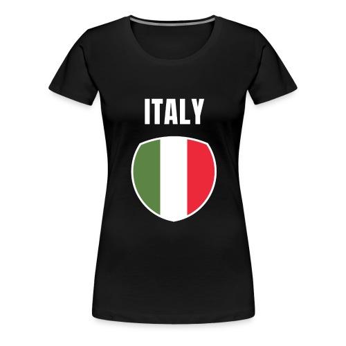 Pays Italie - T-shirt Premium Femme