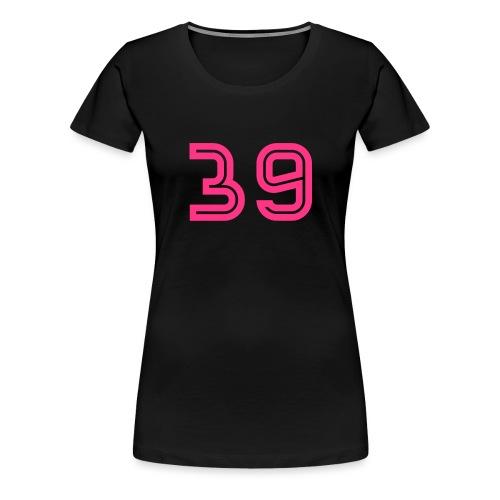 39 Inline - Frauen Premium T-Shirt