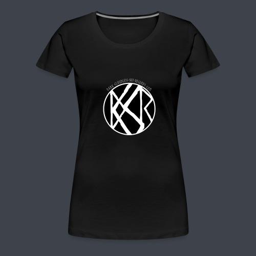 DCSR-Logo - Frauen Premium T-Shirt
