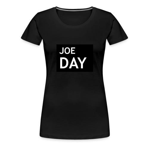 Joe Day - Women's Premium T-Shirt
