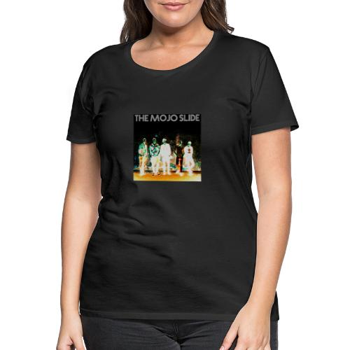 The Mojo Slide - Design 2 - Women's Premium T-Shirt
