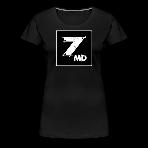 7md Favicon - Frauen Premium T-Shirt