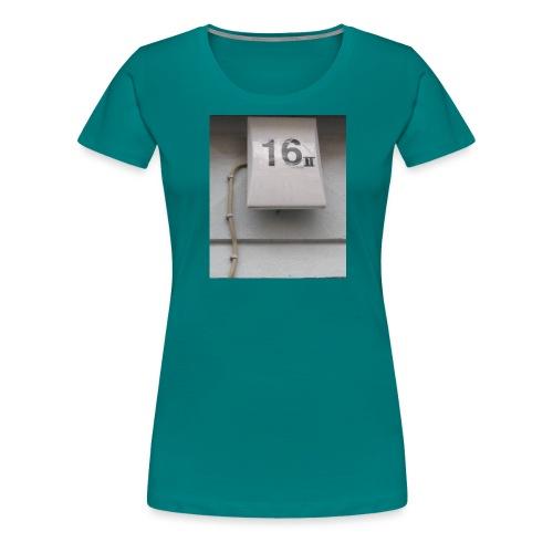Hannah Höch - Frauen Premium T-Shirt