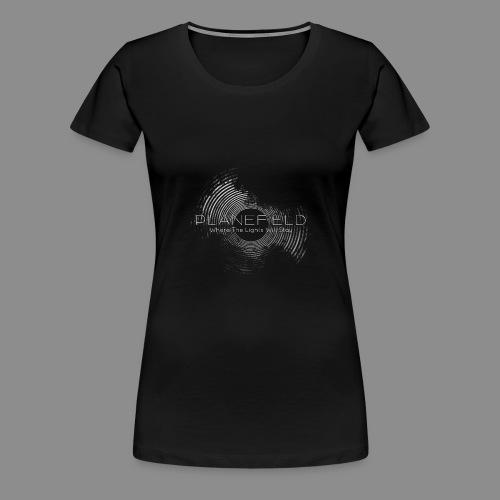 Black hoodie - Women's Premium T-Shirt