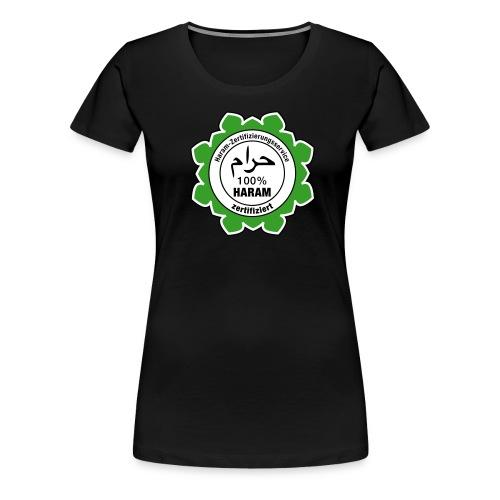 Haram Shirt No 3 - Frauen Premium T-Shirt