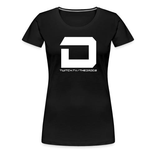 Dr Logo png - Women's Premium T-Shirt