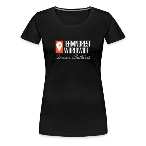 TNR-Official-New-Branding - Women's Premium T-Shirt