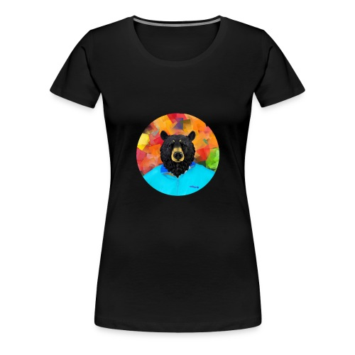 Bear Necessities - Women's Premium T-Shirt