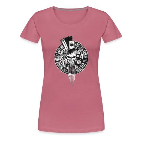 Kabes Heaven & Hell T-Shirt - Women's Premium T-Shirt