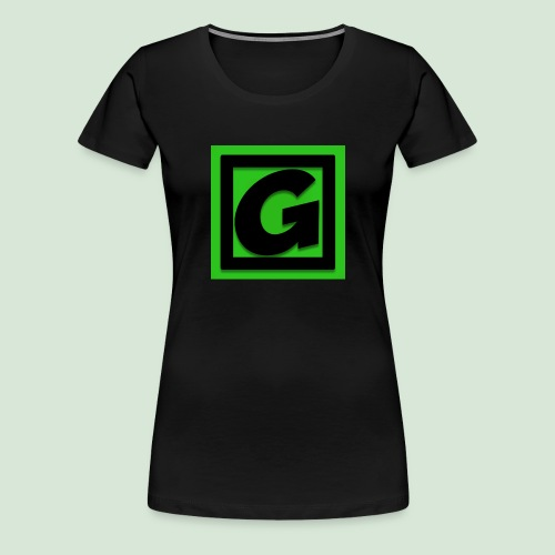 G-team Logo - Women's Premium T-Shirt