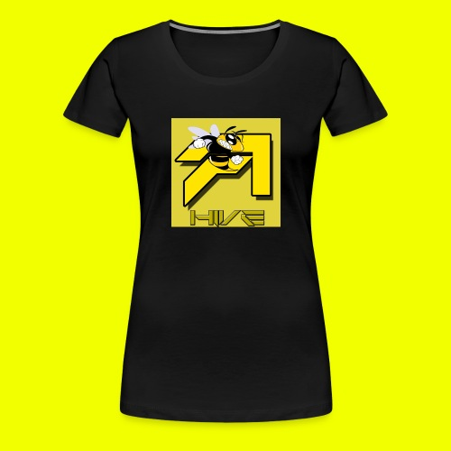 HVIE LOGO - Women's Premium T-Shirt