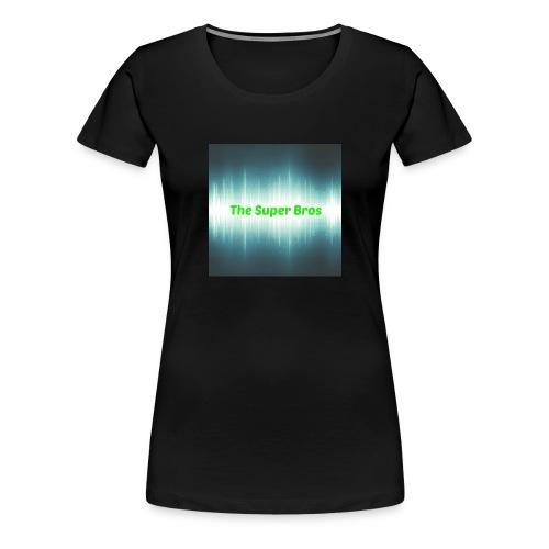 The Super Bros - Fan Bamse - Dame premium T-shirt