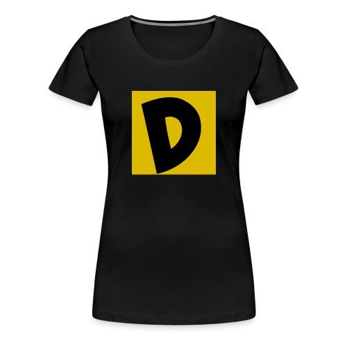Untitled 1 png - Women's Premium T-Shirt