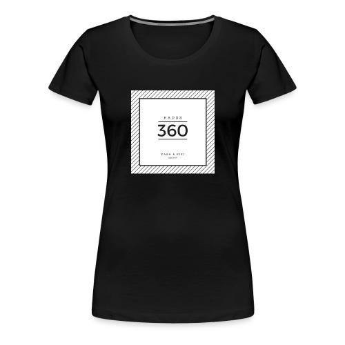February - Women's Premium T-Shirt